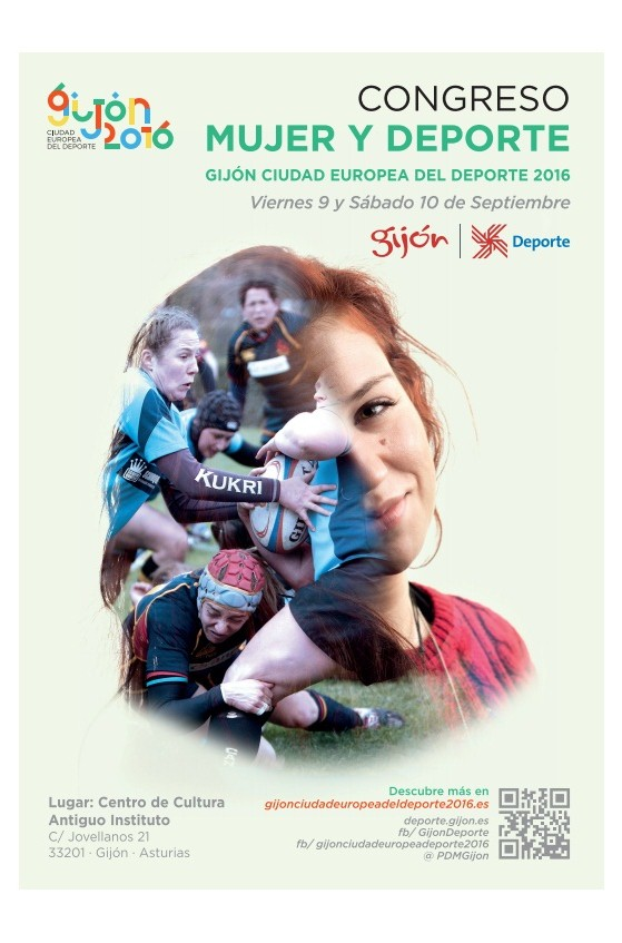 congreso mujer y deporte 1
