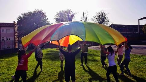 El Paracaídas como herramienta educativa - El Caso Pablo