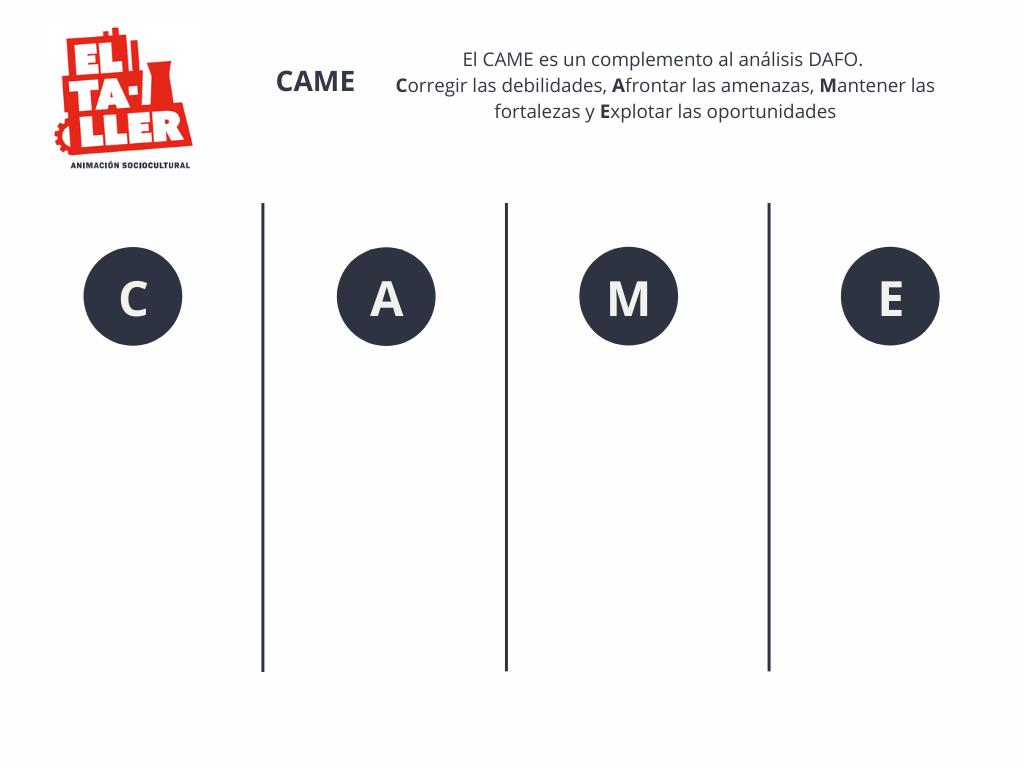 CAME El Taller ASC