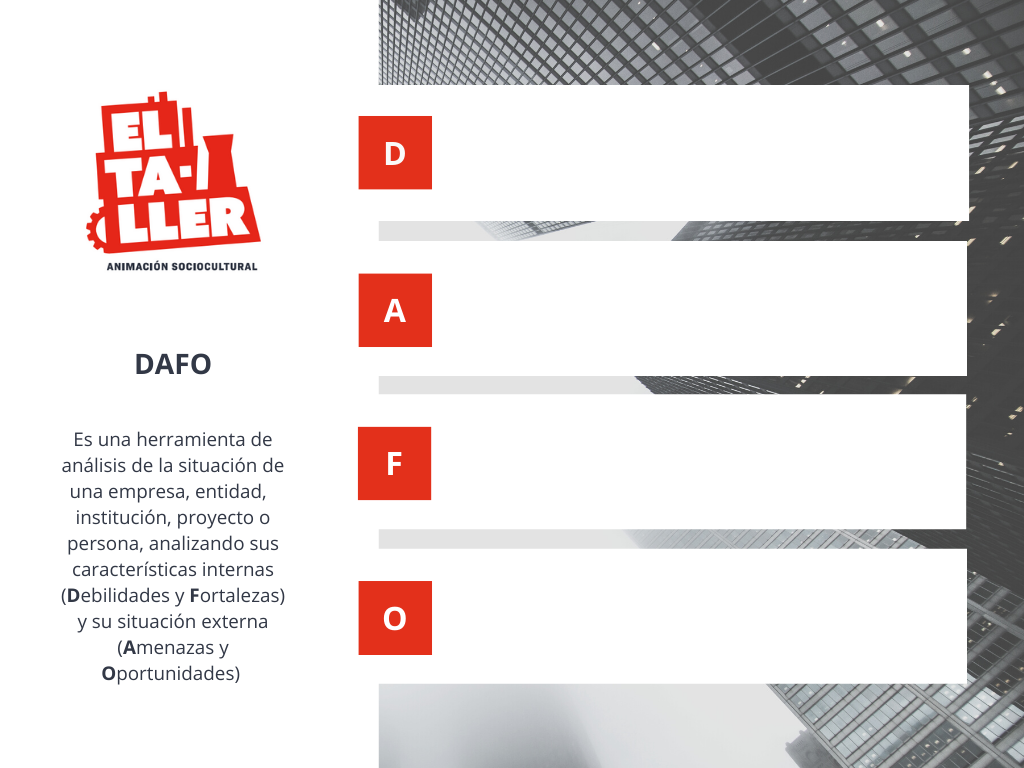 DAFO El Taller ASC